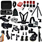 Gopro AccessoriesMount/Holder / Monopod / Tripod / Straps / Gopro Case/Bags / Screw / Buoy / Suction / Accessory Kit / Hand Grips/Finger 3204