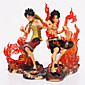 One Piece Anime Action Figure 11CM Model Toys Doll Toy 3204