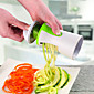 Vegetable Spiral Slicer Salad Tools Spiral Vegetables Fruit Slicer Zucchini Pasta Noodle Spaghetti Maker 3204