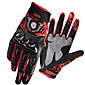 SCOYCO Racing Motorcycle Gloves Men Riding Anti Drop Leather Gloves 3204