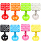 360 Degree Vehicle Mini Vehicle Mobile Phone Support 8 Point Suction Cup Type Multifunctional Navigation 3204