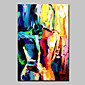 Hand Painted Abstract Naked Woman Oil Painting On Canvas Wall Art For Home Decoration With Stretched Framed 3204