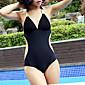 Women's Spandex  Bras Halter One-pieces Swimwear 3204