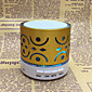 Wireless Bluetooth Portable Small Speakers Computer Phone Card App Creative Gift Led Sound Outside 3204