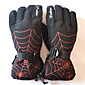 Male Thick Warm Cold Motorcycle Gloves Outdoor Cycling Waterproof Ski Gloves 3204