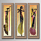 Modern Wall Art Pictures Abstract People Oil Painting Hand-Painted On Linen Home Decoration With Frame 3204