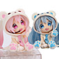 Vocaloid Hatsune Miku PVC 7cm Anime Action Figures Model Toys Doll Toy 1set 3204
