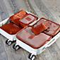 Travel Luggage Organizer / Packing Organizer / Laundry Bag  Basket / Packing Cubes Travel StorageWaterproof / Dust Proof / Durable / 3204
