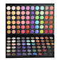 120 Eyeshadow Palette Dry / Mineral Eyeshadow palette Powder Set Daily Makeup / Halloween Makeup / Party Makeup 3204