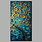 Hand-Painted 100% Hang-Painted Oil Painting Modern Abstract Canvas Oil Painting For Home Decoration Tree Oil painting 3204