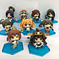 Kantai Collection Cosplay PVC 6cm Anime Action Figures Model Toys Doll Toy 9 3204