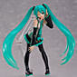Cosplay Hatsune Miku PVC 15cm Anime Action Figures Model Toys Doll Toy Figma200 3204