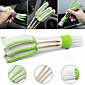 2016 New Cleaning Window Blinds Brushes Air Conditioning Car Keyboard Cleaner Shutter Home Tool Multifunctional Dust Cleaning Brush 3204