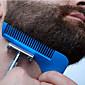 Beard Bro Beard Shaping Tool Sex Man Gentleman Beard Trim Template Hair Cut Hair molding Trim Template Beard Modelling Tools 3204