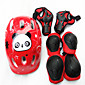 Kids Knee Brace Hand  Wrist Brace Other Sport Support Compression Protective Adjustable Breathable Skating Running Sports Outdoor Red 3204