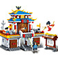 Action Figures  Stuffed Animals / Building Blocks For Gift  Building Blocks Model  Building ToyChinese Architecture / House / 3204