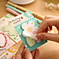 Cake Flower Self-stick Note(Random Color) 3204