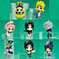 Naruto Tayuya 8cm Anime Action Figures Model Toys Doll Toy 1set 3204