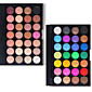 1Pcs 28 Professional Natural Pigment Matte Eyeshadow Pallet For Women Nude Make Up Palette Cosmetic Shimmer Makeup Eye Shadow Palette 3204