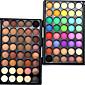 40Color/1Pcs Makeup Lots Glitter Matte Eyeshadow  Waterproof Bronzer Naked Palette Eye Shadow Nude Cosmetics 3204