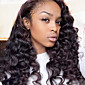 Long Kinky Curl Human Hair Lace Wigs 20-26inch Remy Hair Lace Front Wigs 3204