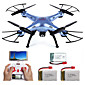 NEW Syma 2 Batteries 1400mAh X5HW FPV RC Quadcopter Drone with WIFI Camera With 2.4G 6-Axis Upgrade X5C X5SC X5SW 3204