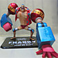 Anime Action Figures Inspired by One Piece Franky PVC 14.5 CM Model Toys Doll Toy 1pc 3204