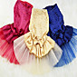 The New Spring And Summer Dog Clothes Skirt Dress Dress Stone Pet Supplies 3204
