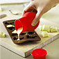 1Pcs Practical Silicone Chocolate Melting Pot Mould Butter Sauce Milk Baking Pouring 3204
