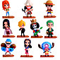 Anime Action Figures Inspired by One Piece Roronoa Zoro PVC 10 CM Model Toys Doll Toy 10PCS 3204
