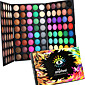 120 Colors Professional Eye Shadow Eyeshadow Palette Dry MatteGlitter SmokyColorful Eyeshadow Powder Daily Party Makeup Cosmetic Palette Set 3204