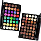 80 Colors Professional Eye Shadow Eyeshadow Palette Dry MatteGlitter SmokyColorful Eyeshadow Powder Daily Party Makeup Cosmetic Palette Set 3204