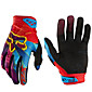 Fox Dirtpaw Radeon All refers to motorcycle gloves off-road gloves 3204