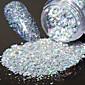 laser Hexagonal Glitter Tablets Nail Art Decorations 3g 3204