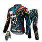 SCOYCO Motocross Off-Road MTB DH MX Racing Jersey  Hip Pads Pants  Motorcycle Gloves Set Motorcycle Dirt Bike Riding Clothing 3204