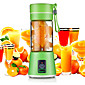 1Pcs  Usb Electric Fruit Juicer Cup Mini Squeezers Reamers Portable Lemon Juice Mini Bottle Squeezer Blender Gym Outdoor Travel 3204
