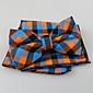 Men's Party Work Basic Cotton Cravat  Ascot - Plaid 3204