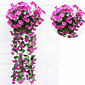 18 Branch/Bouquet Wall Flower Hydrangea Gillyflower Home Decoration Artificial Flower 3204