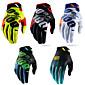Motorcycle gloves cross country racing gloves bike riding gloves Full Finger Superfine fiber 3204