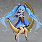 Anime Action Figures Inspired by Vocaloid Snow Miku PVC 15 CM Model Toys Doll Toy 1pc 3204