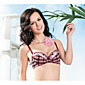 KNF Lady's Lovely Bra Comfortable Girl's Bra Brassiere Underwear. Item. Thin A-Cup. Two Hook-And-Eye 3204