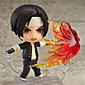 Anime Action Figures Inspired by The King Of Fighters Kyo Kusanagi PVC 10 CM Model Toys Doll Toy 1pc 3204