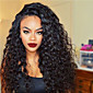 Synthetic Lace Front Wig Curly Heat Resistant Natural Hairline Black Women's Lace Front Lace Wig Long Synthetic Hair 3204
