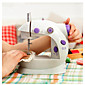 Handheld sewing machines Dual Speed Double Thread Multifunction Electric Mini Automatic Tread Rewind Sewing Machine 3204