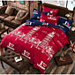 Comfortable 1pc Duvet Cover Flags 3204