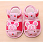 Baby Shoes Fabric Spring Fall Comfort First Walkers Sneakers For Casual Blushing Pink Blue Beige 3204