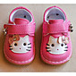 Baby Shoes PU Spring Fall First Walkers Flats For Casual Blushing Pink Peach White 3204