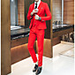 Men's Casual/Daily Casual Fall Suits 3204
