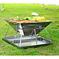 Stainless steel Stainless Steel Flat Pan Multi-purpose Pot,313122 3204