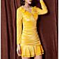 Women's Street chic Sheath Dress - Solid Colored 3204
